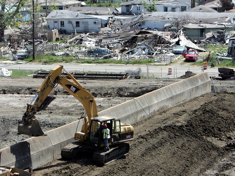 Lower Ninth Ward; file photo