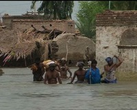 U.S. Pledges More Aid to Pakistan for Flood Crisis