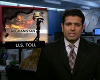 News Wrap: Petraeus Acknowledges Slow Progress in Afghanistan