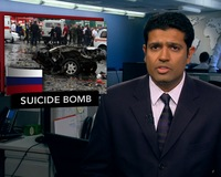 News Wrap: Suicide Bomb Kills 17 at Russian Market
