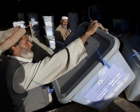 Counting Begins in Afghan Vote Amid Attacks, Fraud Claims
