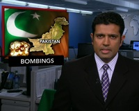 News Wrap: Suicide Bombers Strike Sufi Muslim Shrine in Pakistan