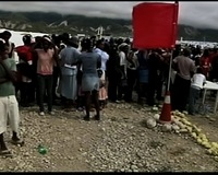 Evacuations in Haiti as Tropical Storm Approaches