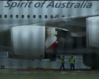 News Wrap: Qantas Plane Shoots Flames During Flight, Lands Safely