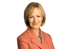 Photo of Judy Woodruff
