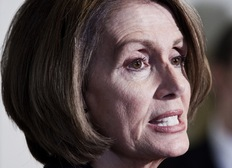 Nancy Pelosi; file photo