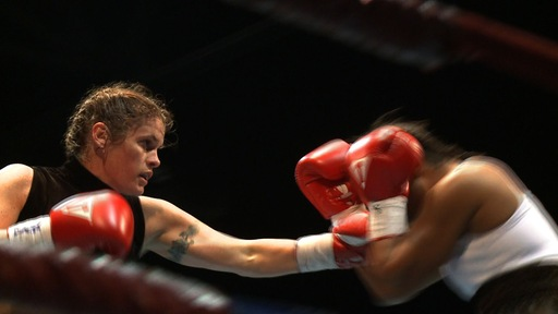 A 'Wedding Day' Looms for Woman Boxer