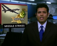 News Wrap: U.S. Drones Reportedly Kill 18 Suspected Militants in Pakistan