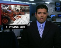 News Wrap: NYC Plows Ahead in Snow Cleanup