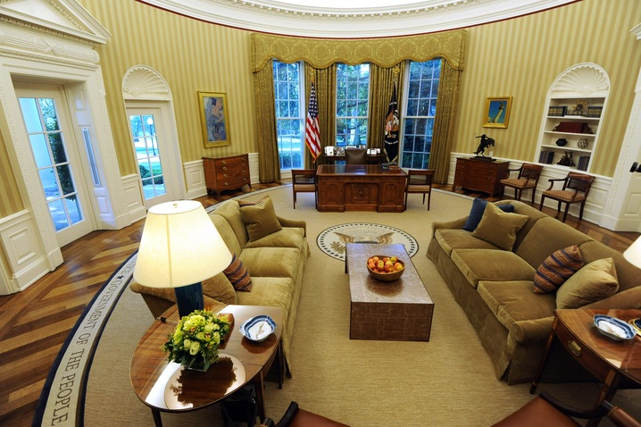 2010 Oval Office