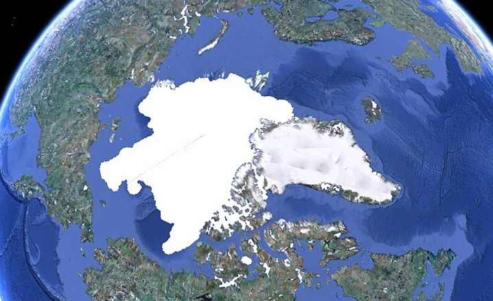 2010 Polar Ice Cap