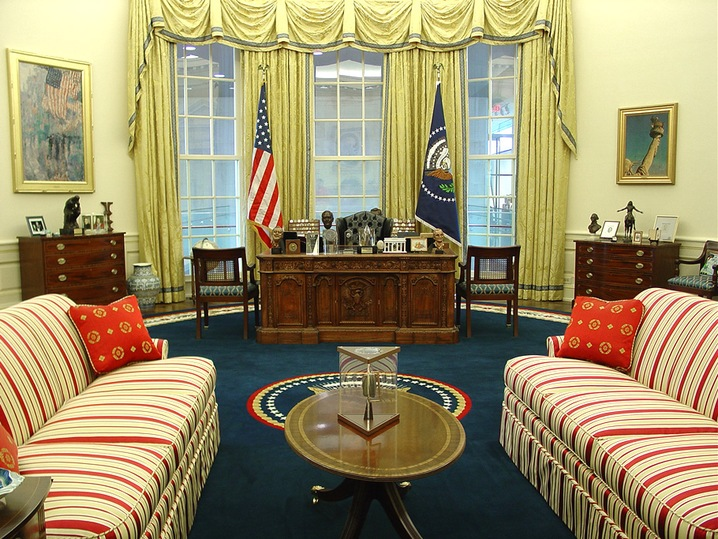 2000 Oval Office