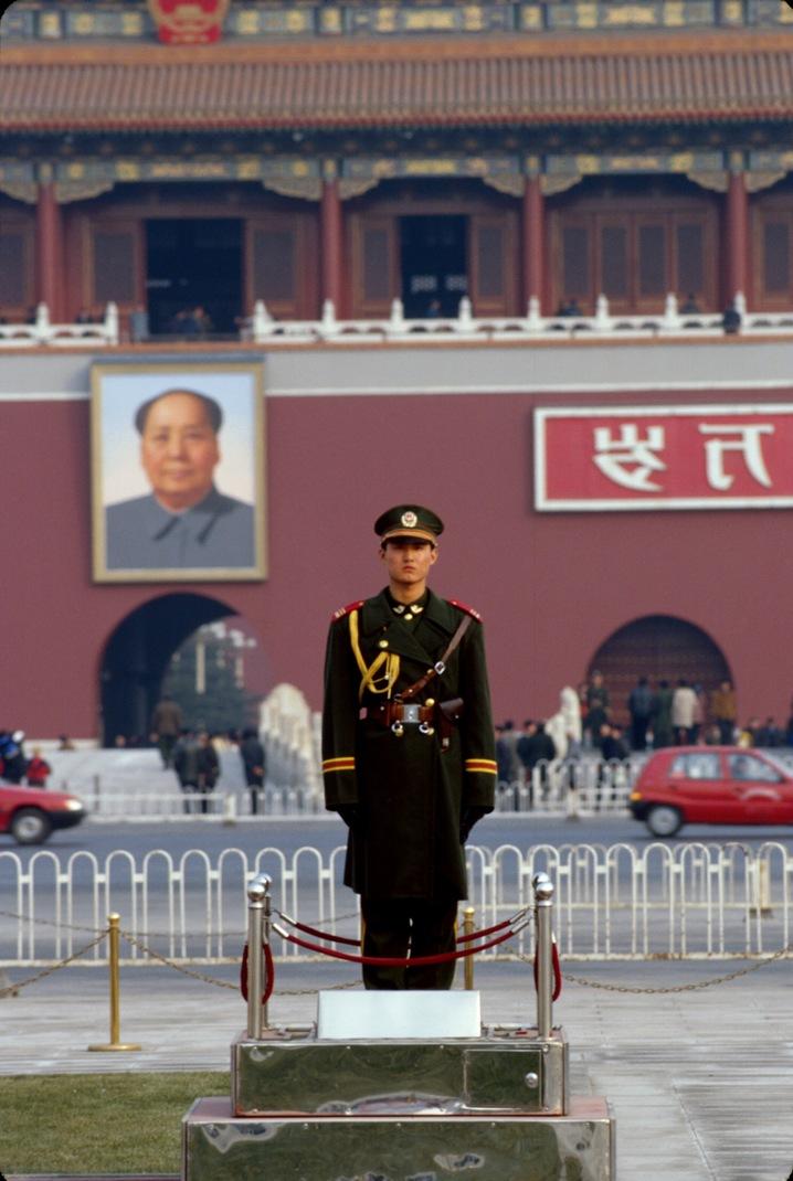 2000 Tiananmen Square