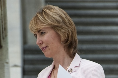 Rep. Gabrielle Giffords, D-Ariz. (Photo By Bill Clark/Roll Call via Getty Images)