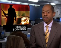 News Wrap: Suicide Bombing Kills Dozens in Iraq, Unrest Continues in Tunisia