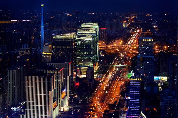 Beijing -- 12.4 million*