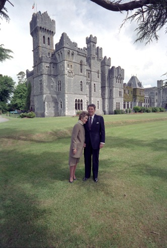 At Ashford Castle
