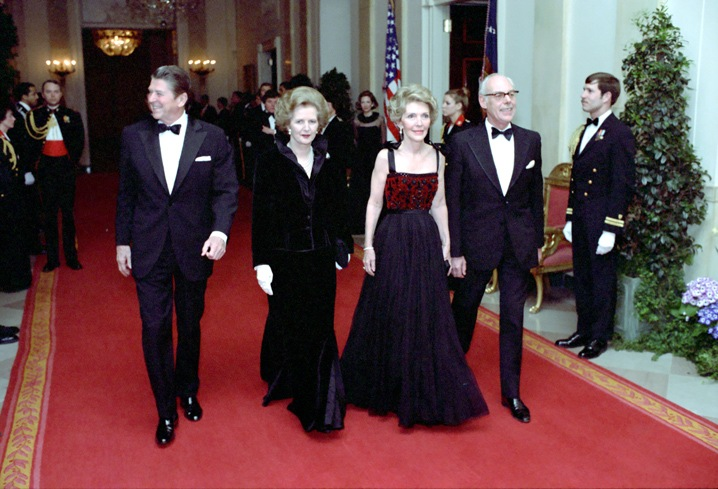 The Reagans & the Thatchers