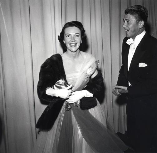 Nancy at the Oscars