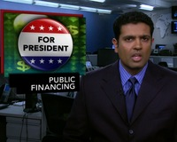 News Wrap: House Passes Bill to Halt Public Financing for Presidential Campaigns