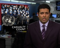News Wrap: More Than 200 Killed in Tunisian Unrest, U.N. Reports