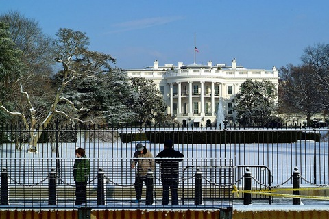 White House; photo by dasjabbadas via Flickr