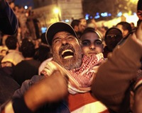 'Jubilant,' 'Ecstatic' Atmosphere in Egypt as Mubarak Steps Down
