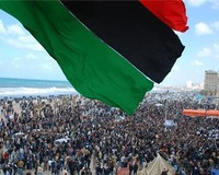 Protests, Violence Spread in Libya as Gadhafi Clings to Power