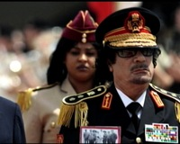 Gadhafi's 42-Year Rule of Libya a Mix of Iron Rule, Eccentricities