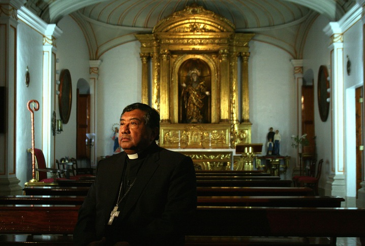 Archbishop in Guatemala City