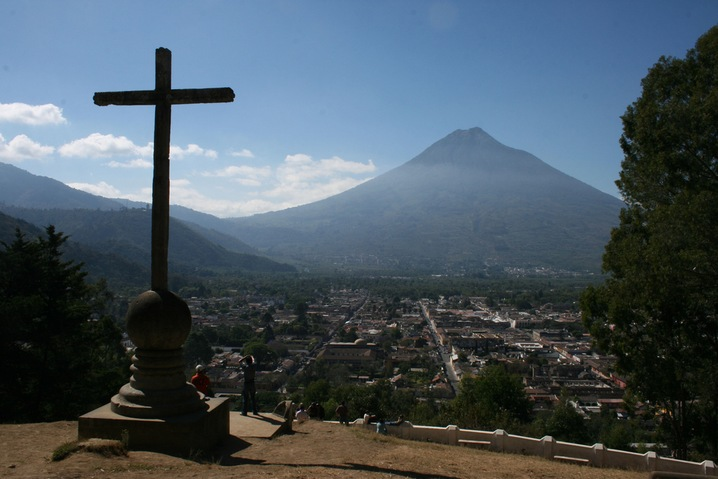 View of Antigua