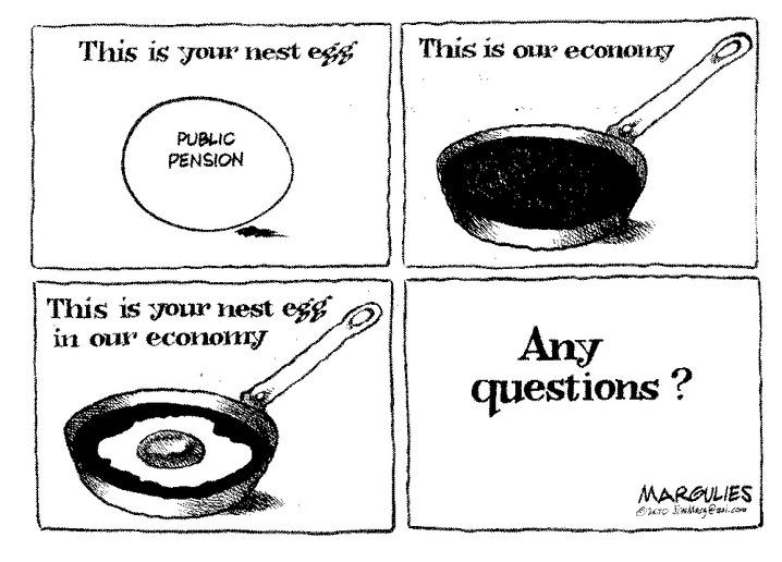 Your Nest Egg, Fried