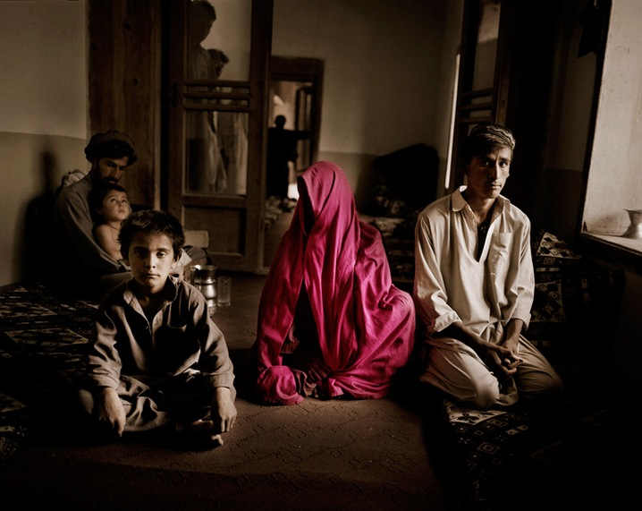 At home in kabul