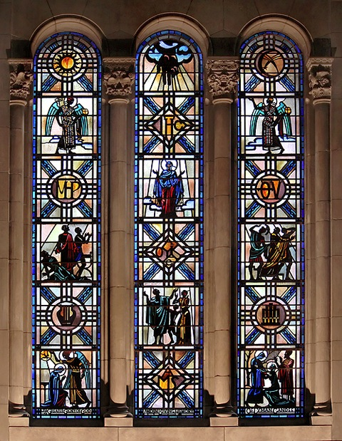 Magnificat Window