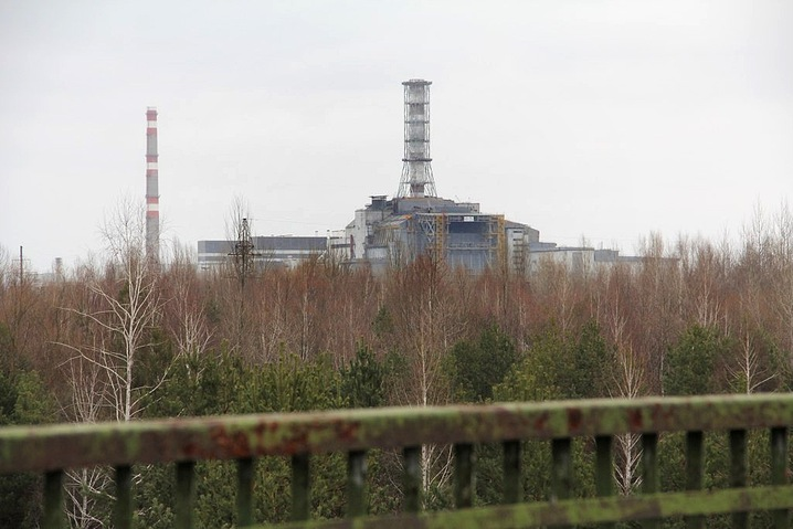 Chernobyl From 2 Miles