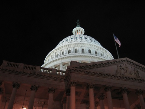 The U.S. Capitol; Getty Images
