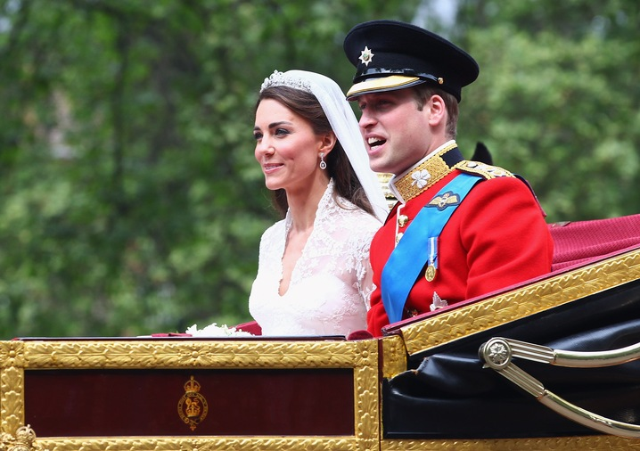 Royal Wedding and Speculation