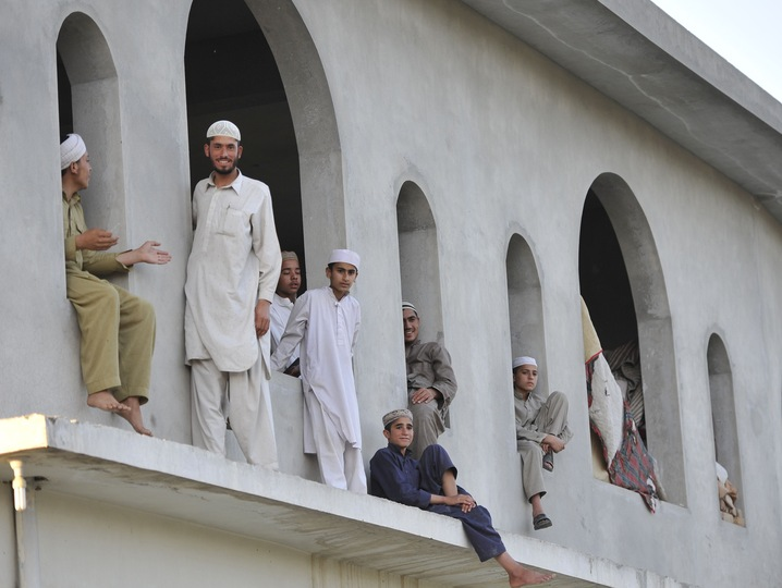 Pakistani Islamic Students