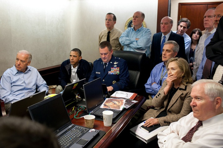 Bin Laden Capture
