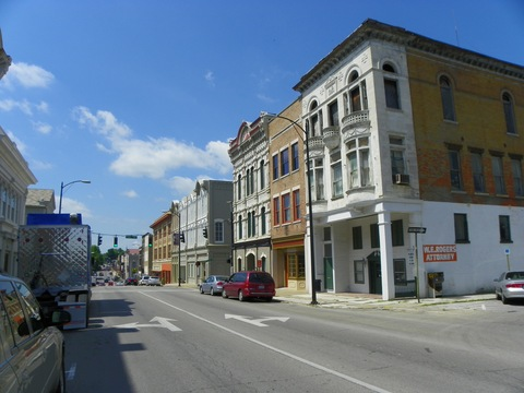 Downtown Hopkinsville, Kentucky; Creative Commons photo courtesy flickr.com/jstephenconn