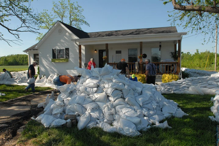 Sandbagging in Kentucky