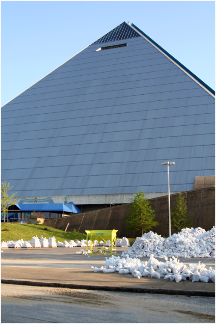 The Pyramid Arena