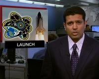 News Wrap: Space Shuttle Endeavour Blasts Off for Final Mission