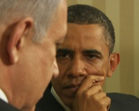 Netanyahu, Obama Meet Amid Disagreement on Path to Middle East Peace