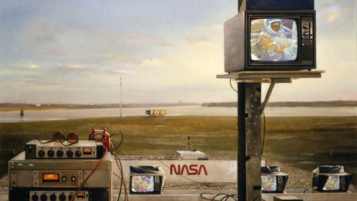 NASA Celebrates 50 Years of Space Art