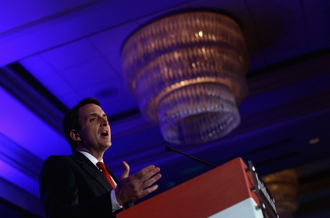 Tim Pawlenty. Photo by Win McNamee/Getty Images