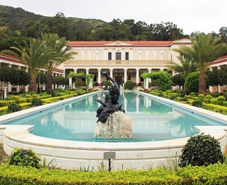 Getty Villa. Photo by Avishai Mallinger
