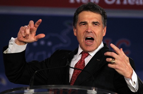 Texas Gov. Rick Perry