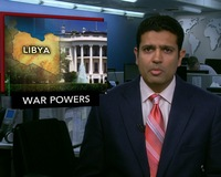 News Wrap: White House Defends Obama's Authority on Libya