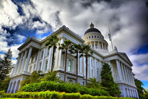 California State Capitol; Creative Commons photo illustration courtesy flickr.com/mr_chongchong/